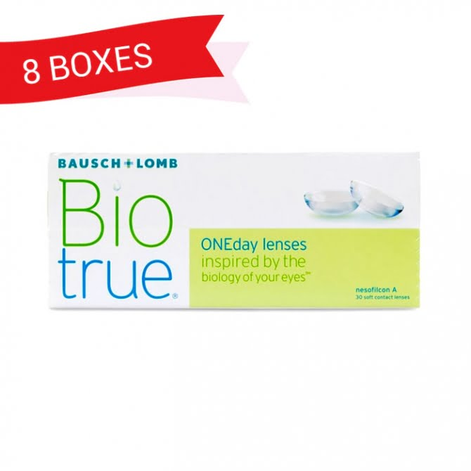 BIOTRUE ONEDAY (8 Boxes)