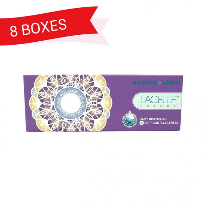 LACELLE COLORS (8 Boxes)