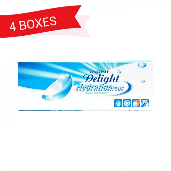 ONE-DAY DELIGHT HYDRATION PLUS (4 Boxes)