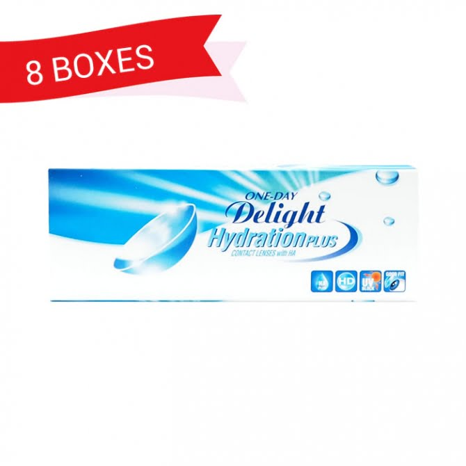 ONE-DAY DELIGHT HYDRATION PLUS (8 Boxes)