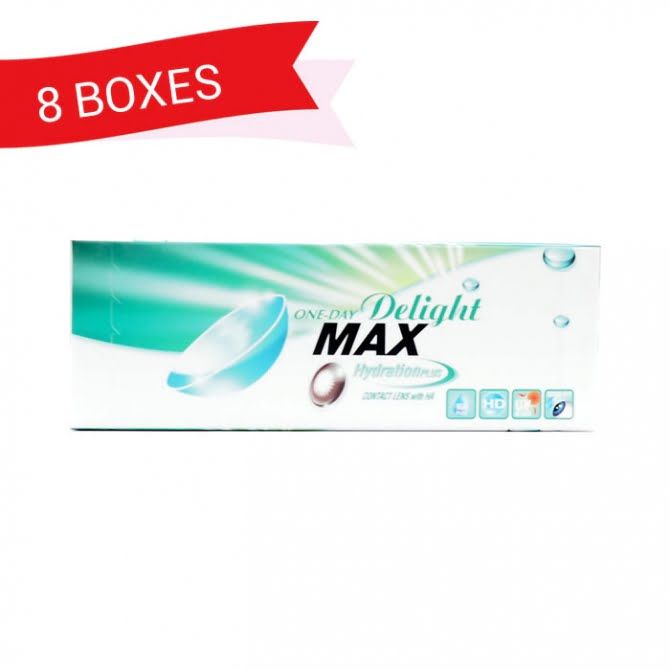 ONE-DAY DELIGHT MAX (8 Boxes)