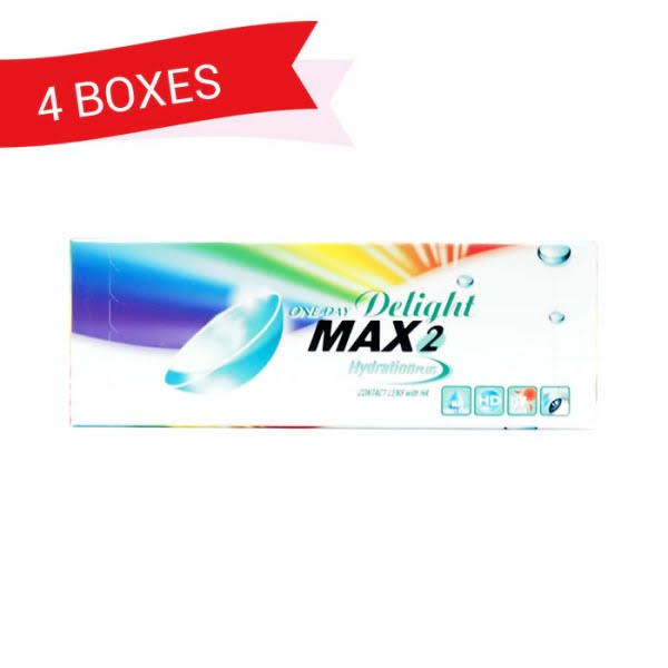 ONE-DAY DELIGHT MAX2 (4 Boxes)