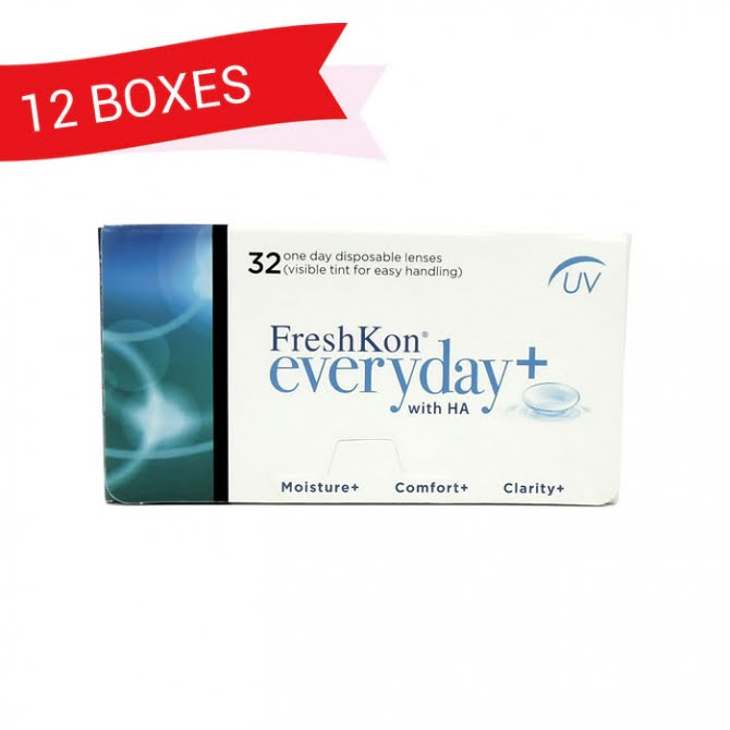 FRESHKON EVERYDAY+ (12 Boxes)