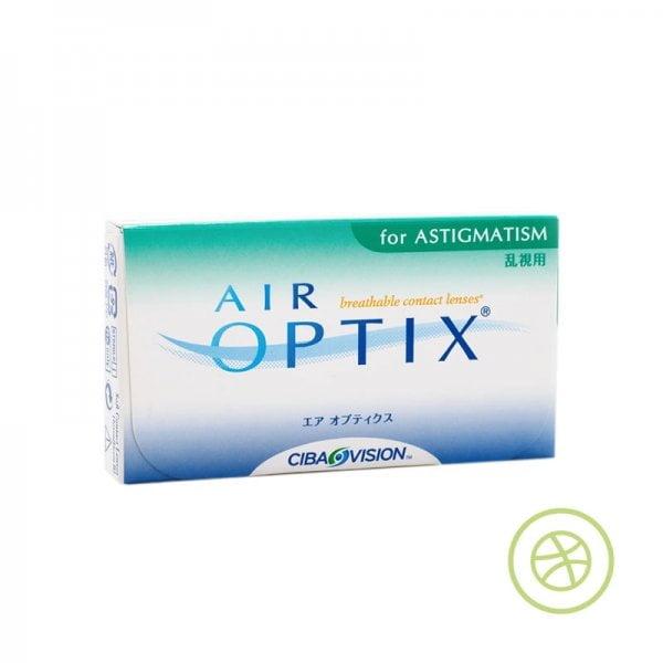 Air Optix for Astigmatism 每月即棄散光隱形眼鏡