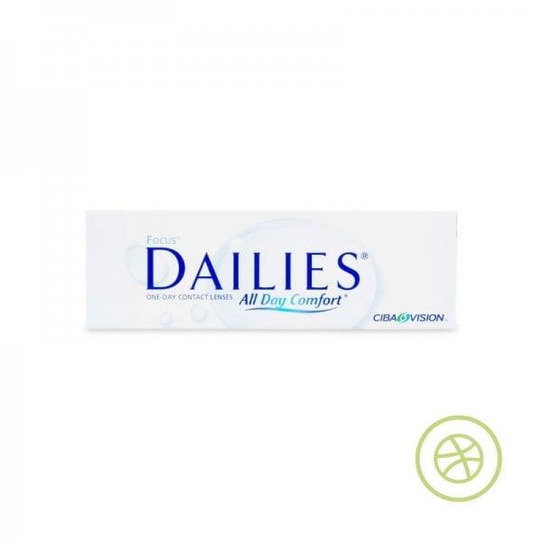 Focus Dailies All Day Comfort 隱形眼鏡