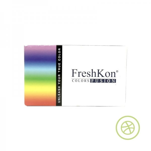 FreshKon Colors Fusion 煥彩美目彩色即棄隱形眼鏡