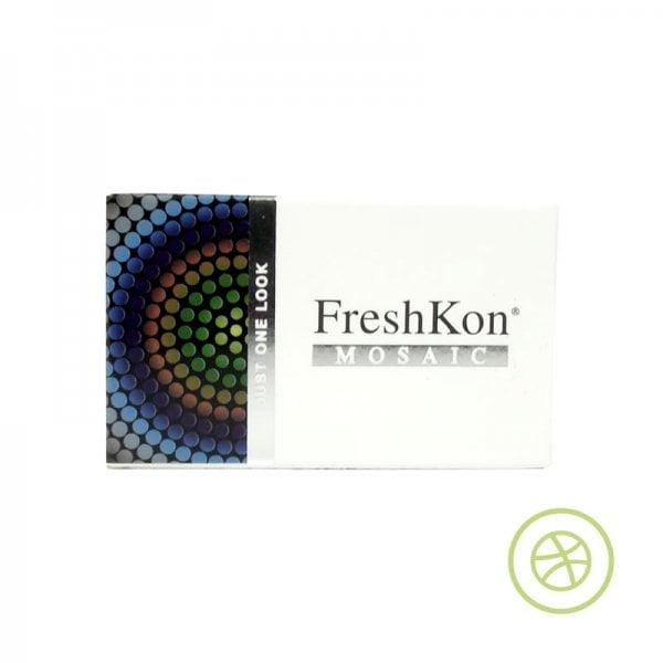 FreshKon Mosaic 瑰麗美目彩色即棄隱形眼鏡