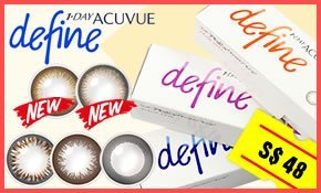 One Day Acuvue Define