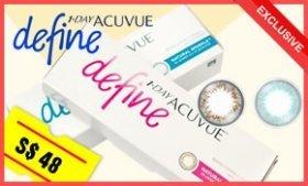 Acuvue Define US version