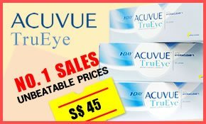One Day ACUVUE TruEye