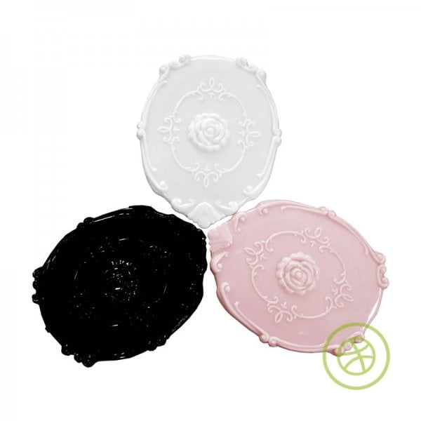 Anna Sui Floral Contact Lens Case