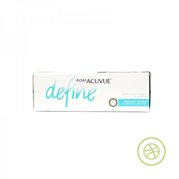 1-Day Acuvue Define Radiant Charm