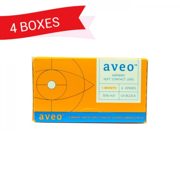 AVEO MONTHLY (4 Boxes)