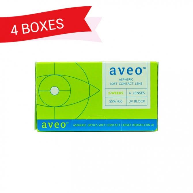 AVEO 2 WEEKS (4 Boxes)