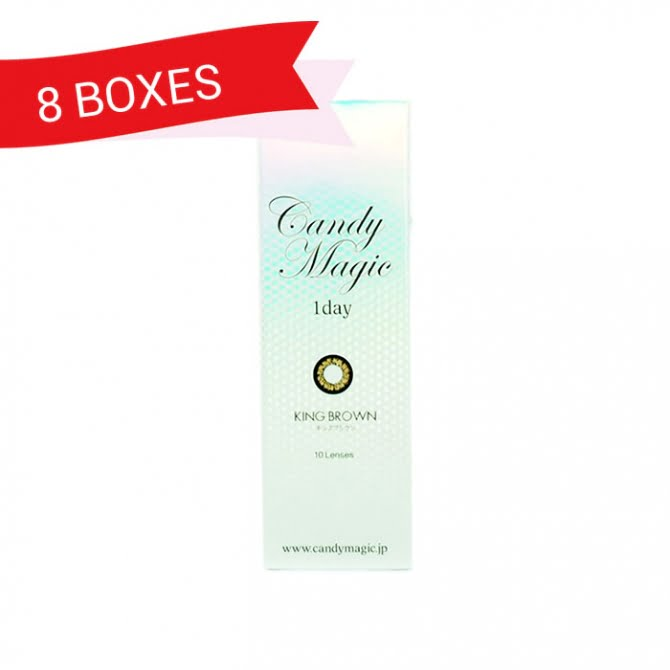 CANDY MAGIC 1 DAY (8 Boxes)