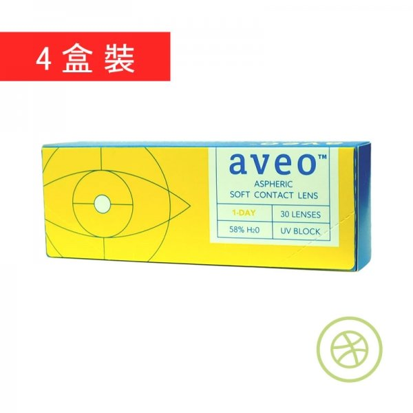 aveo 1 day (4 Boxes)