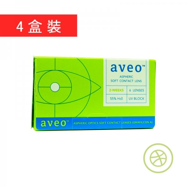 aveo 2 weeks (4 Boxes)