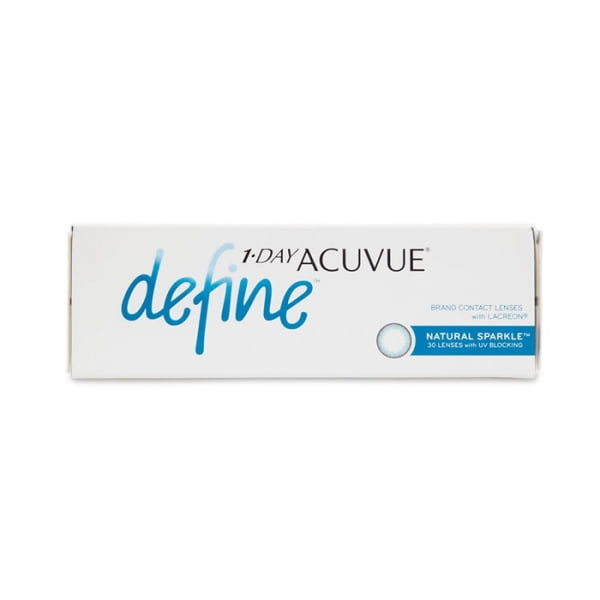 1-DAY ACUVUE DEFINE NATURAL SPARKLE (Special Version)