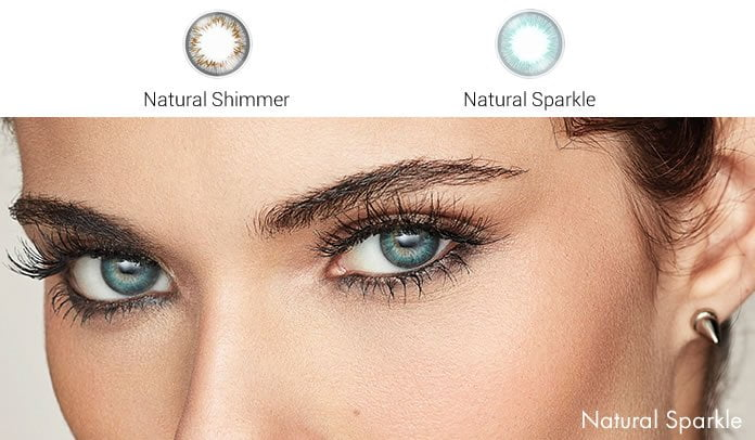 Day Acuvue Color Natural Sparkle