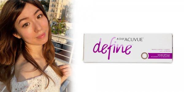 1-Day Acuvue Define Vivid Style