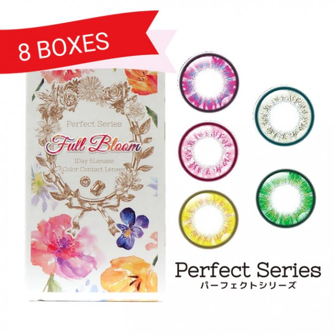 Perfect Series Full Bloom 1 Day (8 Boxes)